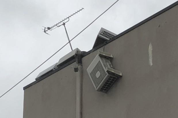エアコン 室外 機 台風 対策