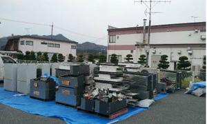 滋賀でエアコン取り外し☆ 業務用エアコンの施工量・実績が豊富です!