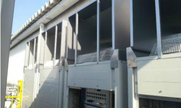 滋賀県内で業務用エアコン取付工事完了!業務用エアコンで作業環境改善!省エネ・ウイルス対策もバッチリ!!