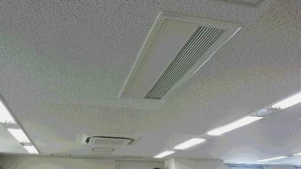 滋賀県で業務用エアコン取り付け完了!施工量・実績豊富!!業務用エアコンならデヴァシオン!