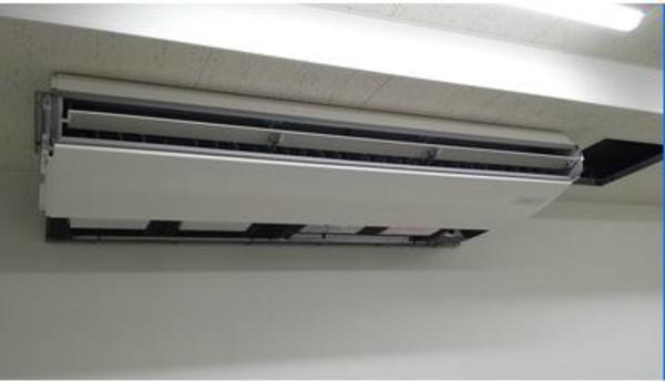 京都で業務用エアコン取付工事!京都・滋賀の業務用エアコン工事はデヴァシオン!