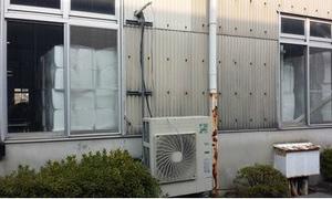 滋賀の工場で業務用エアコン入替工事!エアコンでお困りの事は京都・滋賀のデヴァシオンまで!