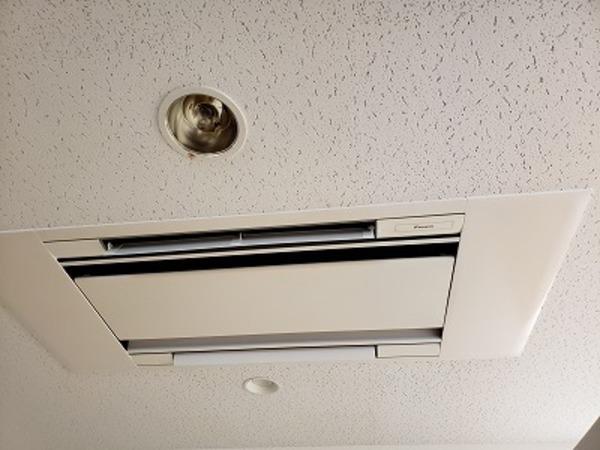 業務用2方向カセットエアコン!京都の業務用エアコン工事のプロです!