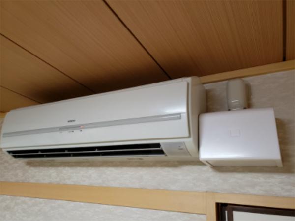 京都で旅館のエアコン更新工事!エアコン取付・取外・入替は京都のデヴァシオン!