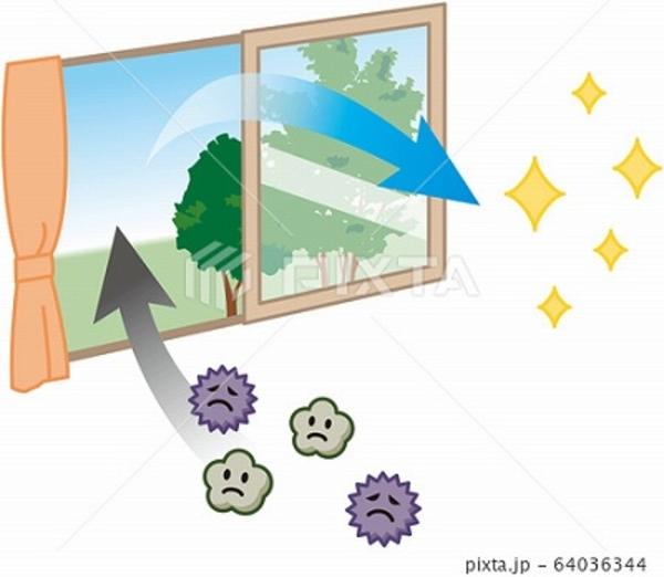 エアコンを使いながら上手に換気をする3つのポイント!