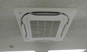 事務所用エアコン入替工事!エアコン入替工事はエアコンセンター京都、滋賀へ!