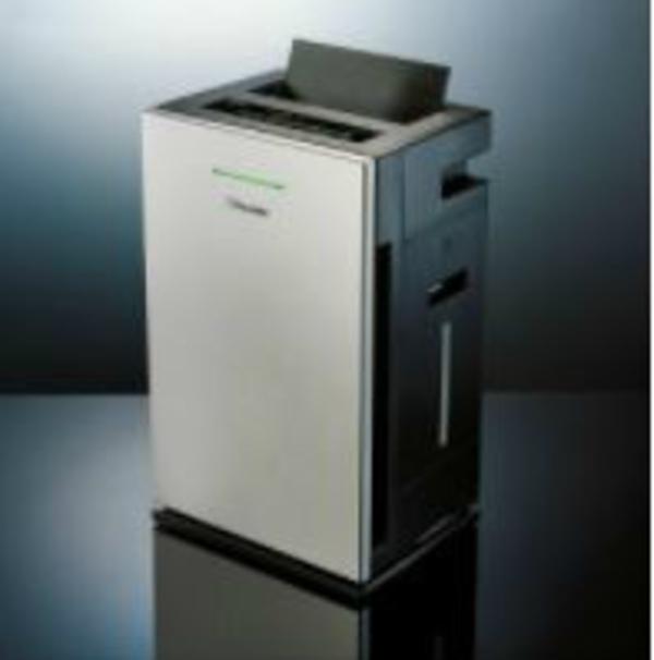 次亜塩素酸水で空気を洗う空気清浄機「ウイルスウォッシャー」!!