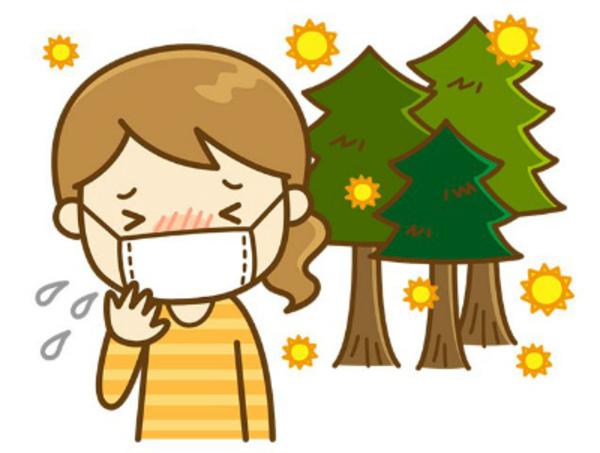花粉シーズン到来!エアコンを上手に使って花粉対策(^^)!!