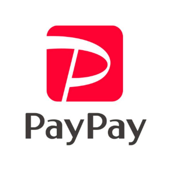 PayPay使えます(^O^)/