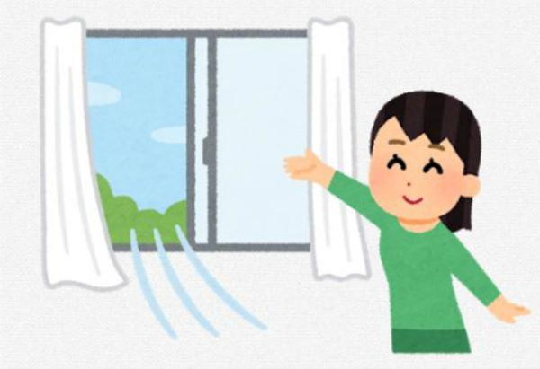 夏場の上手な換気!エアコンでお困りの事は京都・滋賀のデヴァシオンまで!!