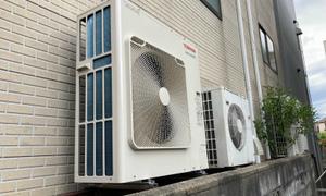 滋賀で業務用エアコン入替工事!エアコン在庫少なくなってます!!
