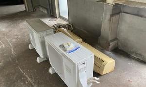 ルームエアコンはきちんと家電リサイクル!業務用エアコンの販売、施工お任せ下さい!