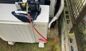 滋賀でルームエアコン取替工事完了!業務用エアコンも格安価格で販売、取付お任せ下さい!