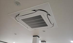 まだまだ暑いのに故障!在庫の格安ダイキン製、業務用エアコンに入替工事!